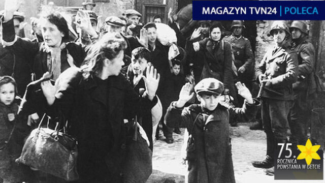 The boy from the Warsaw Ghetto