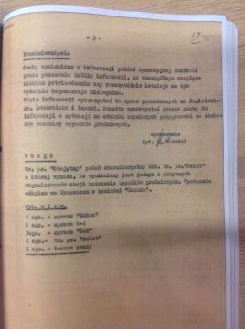 """Dokumenty z teczki personalnej tajnego współpracownika TW """"Bolek""""__"""