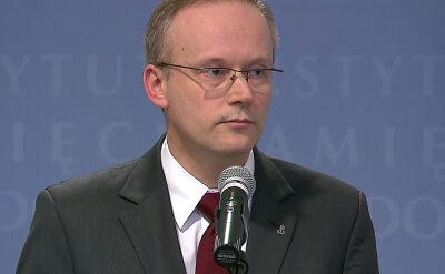 """IPN wszczyna śledztwo ws. teczki TW """"Bolek"""". 25.02.2016"""