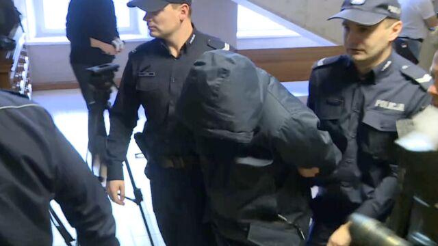 Aresztowany w sprawie pożaru w escape roomie odmawia składania wyjaśnień