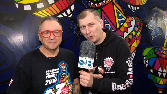 Drużyna TVN24 i Przyjaciele zmierzy się na lodzie z Hokejową Reprezentacją Artystów Polskich