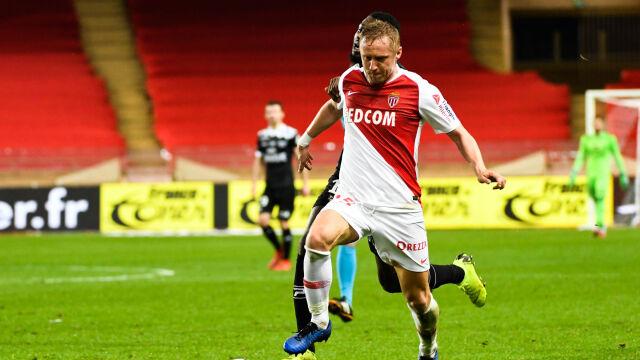 Kompromitacja Monaco w Pucharze Francji. Glik nie pomógł