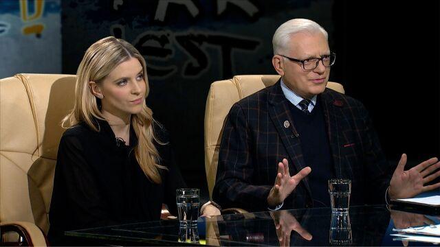 Aleksandra Gajewska i Andrzej Stanisławek w Tak jest