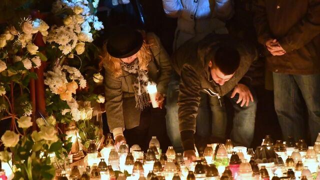 Mieszkańcy Koszalina modlili się za ofiary tragicznego wypadku w escape roomie