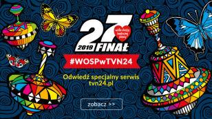 #WOŚPwTVN24