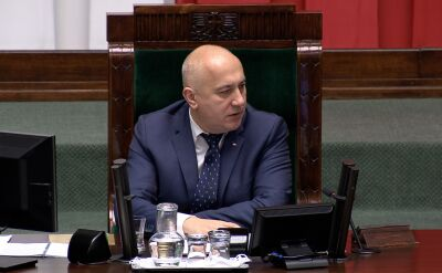 Brudziński: czy premier gabinetu cieni może wpłynąć na swoich ministrów?