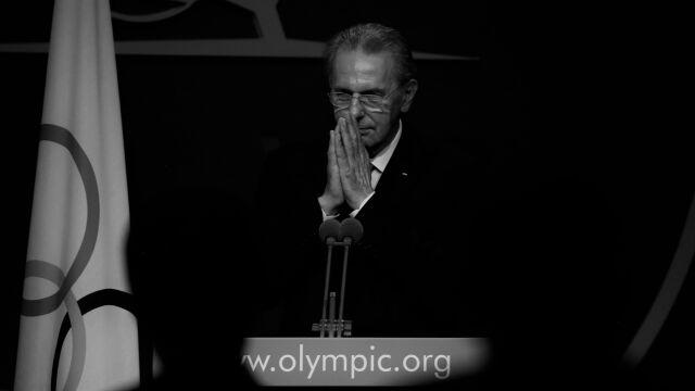 Nie żyje Jacques Rogge, były przewodniczący MKOl