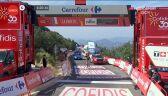 Bardet wygrał 14. etap Vuelta a Espana