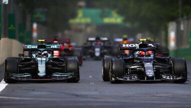 Bonus za wyprzedzanie. Kierowcy Formuły 1 powalczą o nową nagrodę