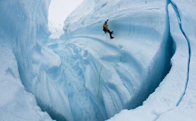 """Zwiastun filmu """"Ścigając arktyczny lód"""""""