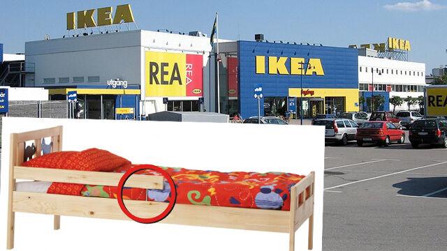 Ikea Ostrzega Przed Wadliwym łóżkiem Ryzyko Zranienia