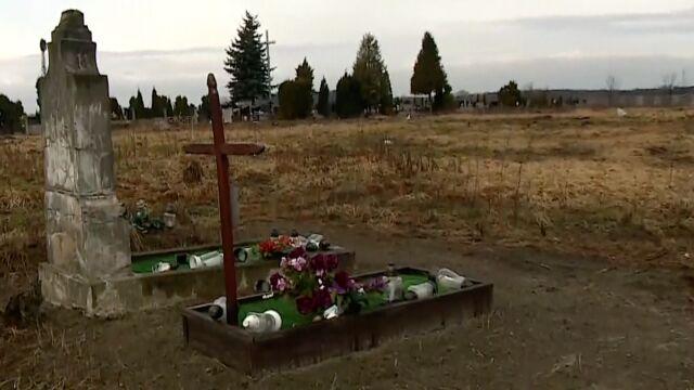 Powiększali cmentarz katolicki i zniszczyli ewangelicki