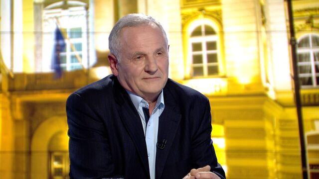 """Zbigniew Bujak w """"Faktach po Faktach"""""""