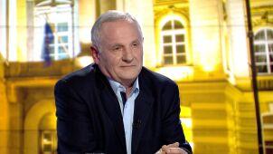 Marek Belka i Zbigniew Bujak w