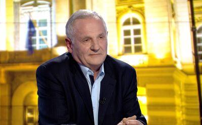 """Zbigniew Bujak w """"Faktach po Faktach"""". Cała rozmowa"""