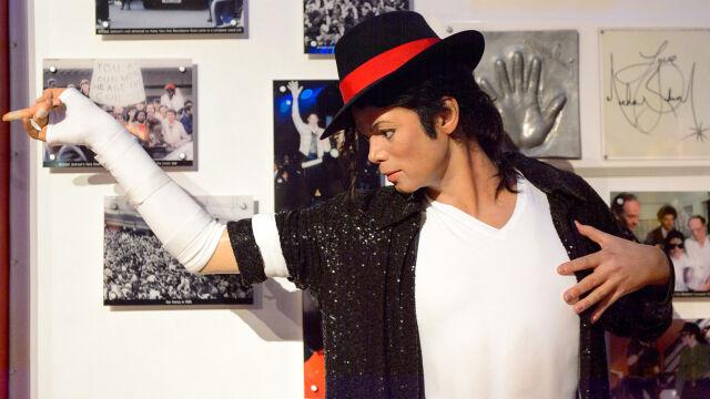 Michael Jackson pozostanie w galerii sław rocka