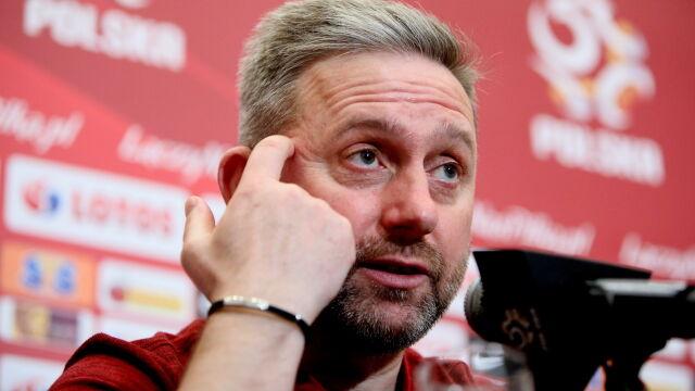 """Brzęczek ostrzega. """"Austria jest drużyną nieprzyjemną, ładna gra nie wystarczy"""""""