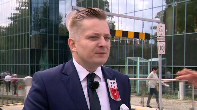 Jakub Stefaniak (PSL): żadną ustawą nie można zmieniać ustawy zasadniczej