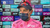 Rozmowa z Eganem Bernalem po 20. etapie Giro d'Italia