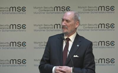 Macierewicz: w poniedziałek ruszy przetarg na wojskowe helikoptery