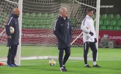 Didier Deschamps na czele Trójkolorowych do 2022 roku