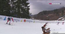 Sprinterski finisz maratonu w Oberstdorfie. Johannes Klaebo mistrzem świata w biegu na 50 km