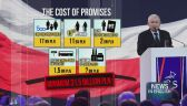 Public and experts ask about financing Law and Justice's electoral promises