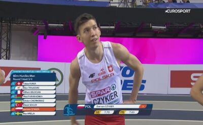 Damian Czykier powalczy o finał