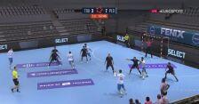 Piękne trafienie Edouarda Kempfa dla Toulouse w meczu z Orlen Wisłą