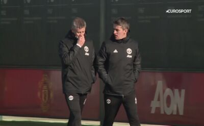 Solskjaer menedżerem Manchesteru United na stałe