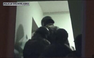 Grupa włamująca się do bankomatów rozbita