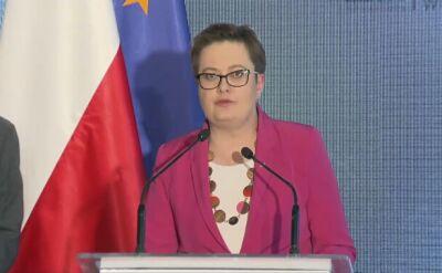 Katarzyna Lubnauer: Unia ma jak najlepiej służyć młodemu pokoleniu