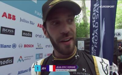 Vergne: wszystko nie mogło potoczyć się lepiej