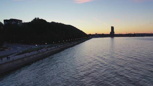 Żeglarska Parada Świętojańska w Gdyni