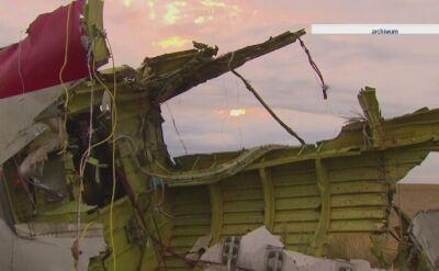 """""""Spiegel"""": to Rosjanie zestrzelili boeinga lotu MH17"""