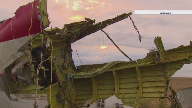 Katastrofa malezyjskiego samolotu na Ukrainie