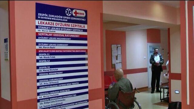 Pierwsze osoby wyszły ze szpitala po pożarze w Jankowie Przygrodzkim