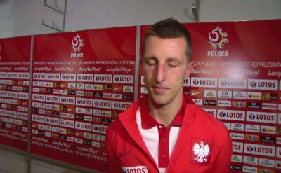 Kamil Wilczek: liczy się zwycięstwo