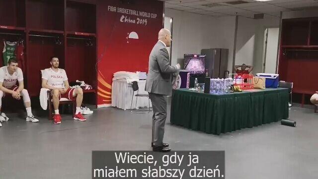 Polska na mistrzostwach świata w koszykówce