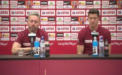 Robert Lewandowski o świetnej formie na początku sezonu