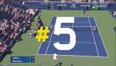 Najlepsze loby US Open 2019