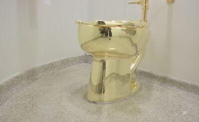 Ukradli złoty sedes z domu Winstona Churchilla