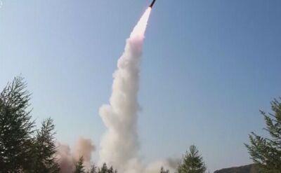Korea Północna wystrzeliła kolejne dwa niezidentyfikowane pociski