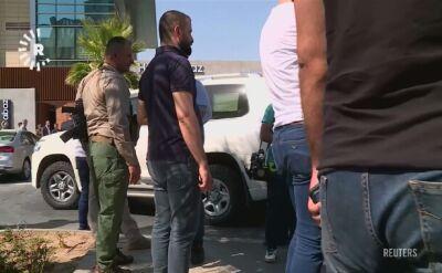 Atak na dyplomatów z Turcji w kurdyjskim Irbilu