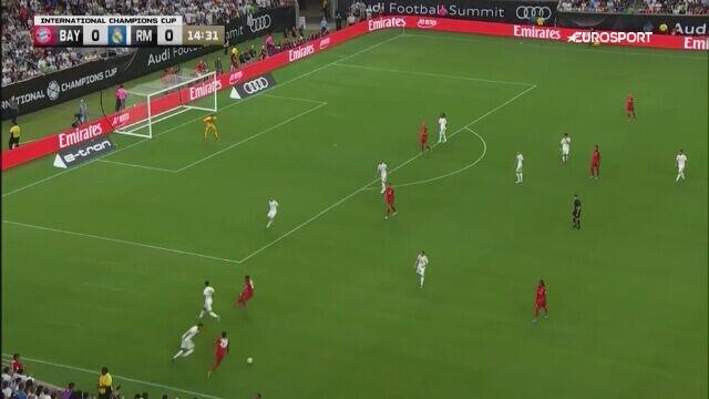 Bayern pokonał Real Madryt w turnieju ICC, gol Lewandowskiego