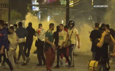 Zamieszki w Paryżu po finale Pucharu Narodów Afryki