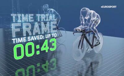 Strój, sylwetka, rower - wszystkie elementy, które wpływają na wynik podczas jazdy na czas