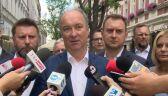Czarzasty: Schetyna abdykował z pozycji lidera opozycji