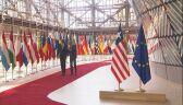 Prezydent Liberii z wizytą w Brukseli