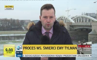 Proces w sprawie śmierci Ewy Tylman